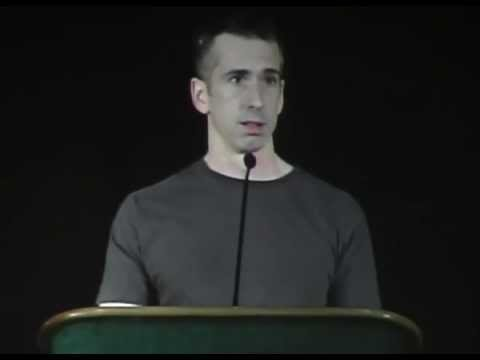 Dan Savage discusses bible at High School Journalism convention