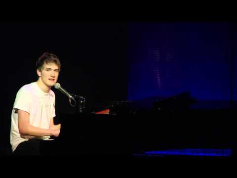 From God's Perspective. -Bo Burnham
