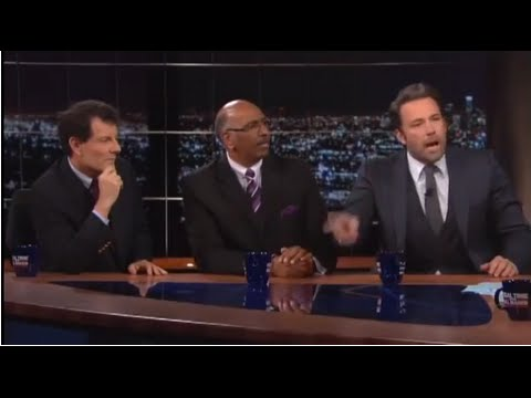 Bill Maher vs Ben Affleck Battle over Radical Islam 'They Will F*cking Kill You!'