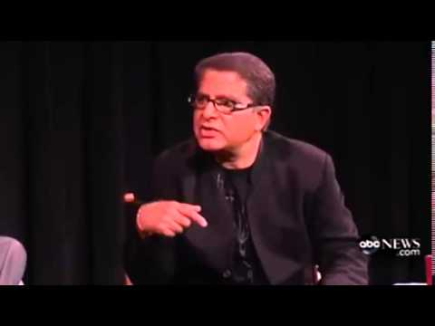 Deepak Chopra destroyed by Sam Harris