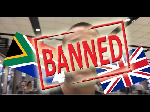 Was the UK & South Africa right to ban Pastor Steven Anderson