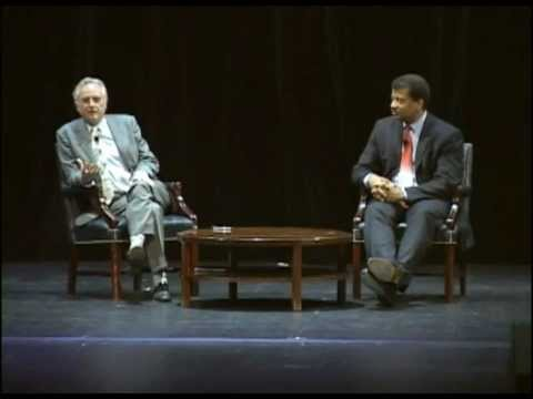 Richard Dawkins - Neil deGrasse Tyson :The Poetry of Science