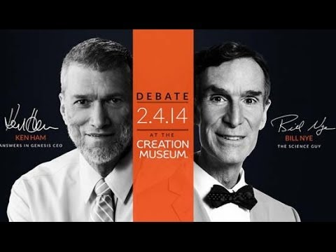 Bill Nye vs. Ken Ham & A Lesson From History