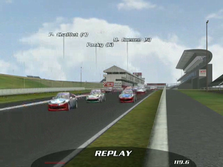 GT3Cup Lap at Barcelona