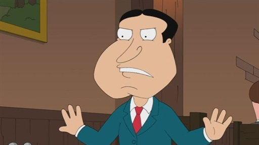 Family Guy - Quagmire Says What He Really Thinks About Brian