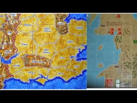 1066 End of the Dark Ages vs Britannia