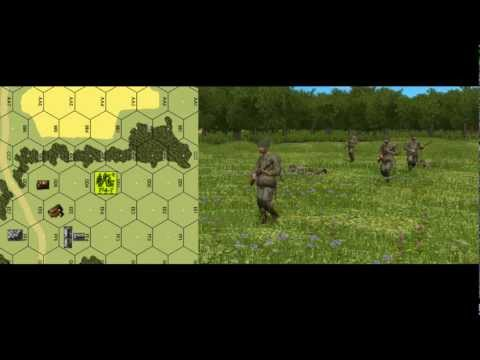 ASLSK Advanced Squad Leader Starter Kit 3D Terrain Visualization