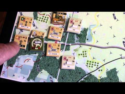Play & Learn: Where Eagles Dare - Scenario 1