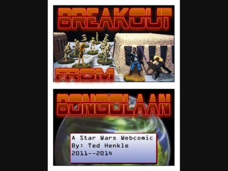 Breakout from Bongolaan Book Trailer II