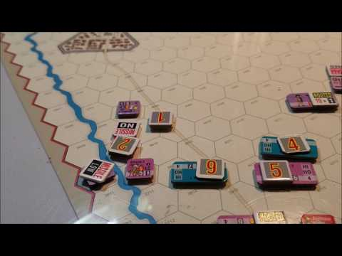 Great Battles of Alexander - GMT Games Battle of Mantinea FINAL
