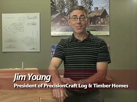 Milled Log Homes: PrecisionCraft's Manufacturing Plant