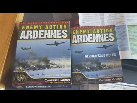 Enemy Action: Ardennes [16 Dec, 1944] - First German impulse planning