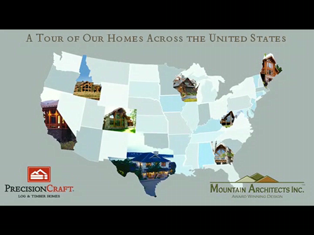 Log Home Video: Tours Across the United States