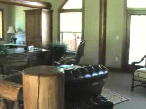 Whisper Creek Log Homes Big Horn Series
