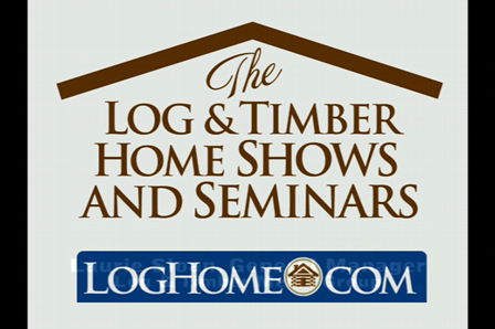 Welcome to The Log & Timber Home Show