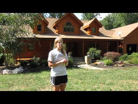 Log Home Restoration chemical stripping pressure washing Testimonial See Dirt Run
