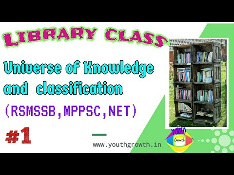 Library Class Day 1 (RSMSSB, MPPSC, UGC NET Computer Based Class)