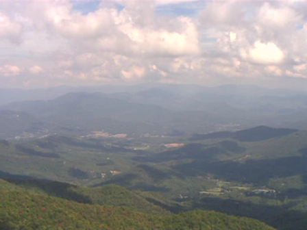 1min 20 at Brasstown bald