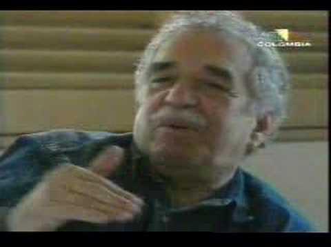 Gabriel García Márquez (Crónica de una muerte anunciada)