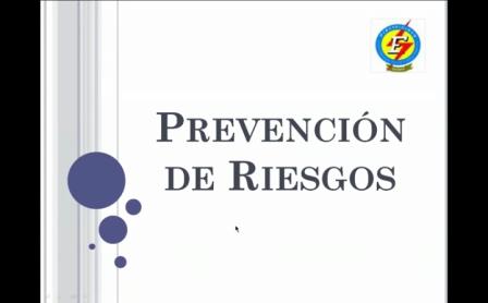 prevención de riesgos eléctricos [prevención de riesgos]