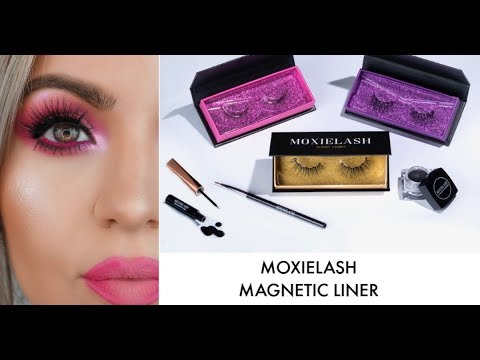 MoxieLash - Magnetic Eyeliner for Magnetic Eyelashes