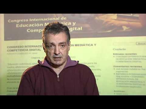 Educación Mediática y Competencia Digital: Roberto Aparici