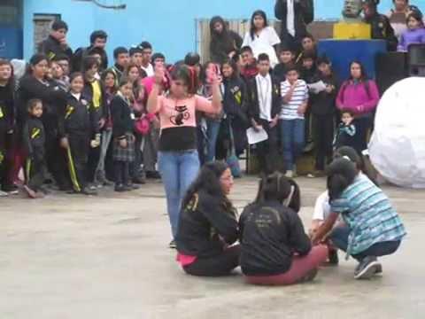 TRABAJANDO CON EL ESPAÑOL I- EN EL COLEGIO Nº 137-MIGUEL GRAU SEMINARIO-SJL-LIMA