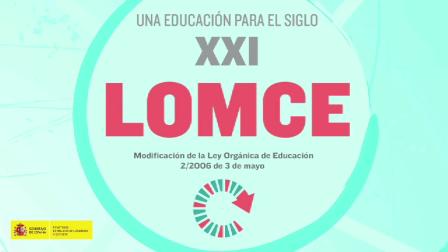 LOMCE. Fortalezas y ámbitos de mejora del sistema educativo actual.