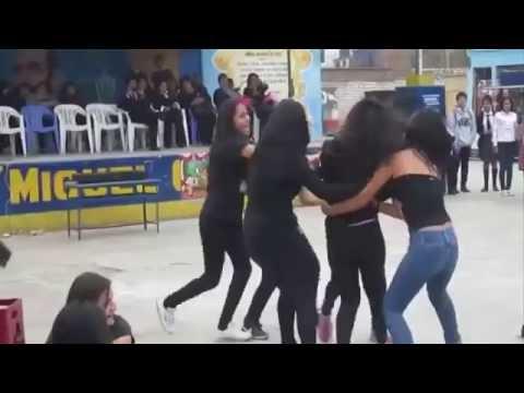 FONOMIMICA EL AMOR DE LA FAMILIA LO PUEDE TODO EN EL COLEGIO MIGUEL GRAU SEMINARIO-Nº 137-SJL