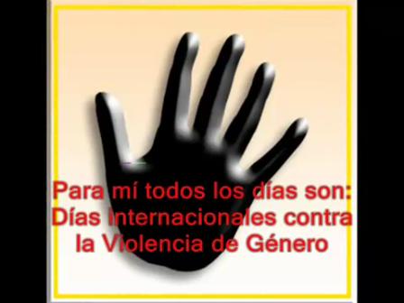 Contra la violencia de género - YouTube