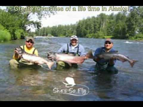 Enter To Win A Free Fishing Trip To Alaska