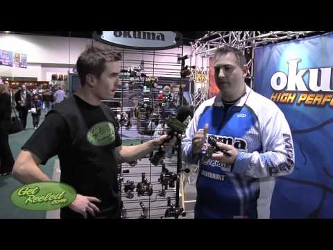 Episode #7.GetReeled talks with Okuma about the new rods and reels