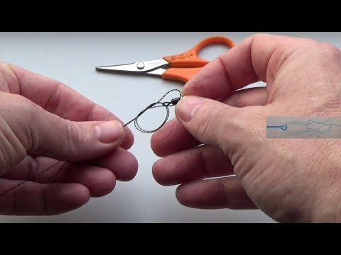 Fishing Knots - Palomar Knot
