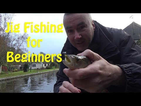 Jig Fishing for Beginners