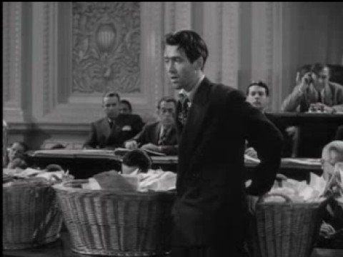 "Mr Smith Goes to Washington (1939, dir. Frank Capra): ""Lost Causes"""