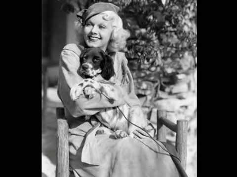 Movie Legends - Jean Harlow (Outdoors)