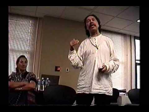 Maya elder Don Alejandro in Pittsburgh 2012 prophecy Part 1