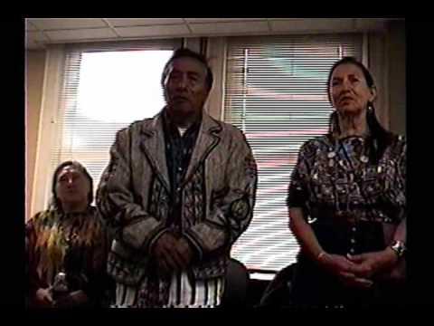 Maya elder Don Alejandro in Pittsburgh 2012 prophecy Part 3