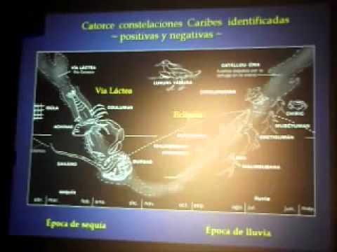 Mitos-astronomía Taina y el Caribe- Dr. Sebastián Robiou Lamarche