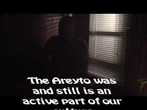 Call to the Areyto 2013