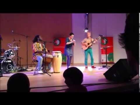 TAINO TEE Karibuni - Weltmusik für Kinder, LIVE - Kinderlieder  - Taino Tee  Indianer