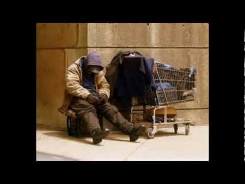 The Homeless-Lonely And Forgotten-Let Your Light Shine2 Music Video.