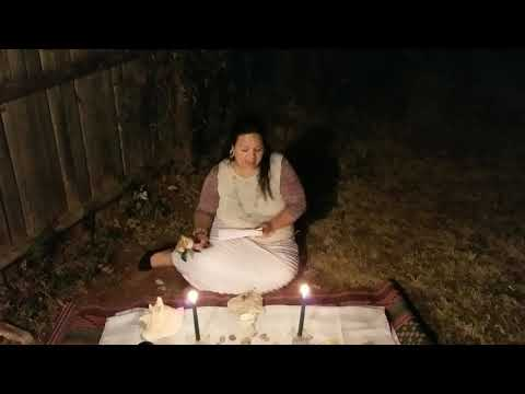 Taino Indian Full Moon Ceremony Oklahoma