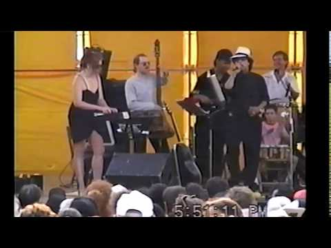 Guaracha Latin Dance Band June 18 1995  Celoso