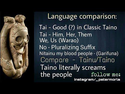 Taino Talk 11: Language