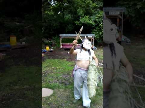 CANEY INDIGENOUS SPIRITUAL CIRCLE--- Shark Dance