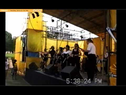 Guaracha Latin Dance Band June 18 1995  Merengue New York