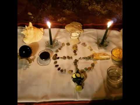Taino Indian Altar Feb 2018