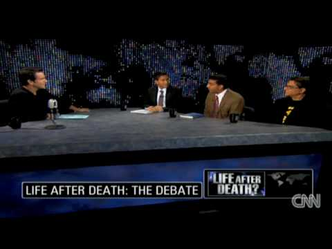 Life after death conclusion on CNN