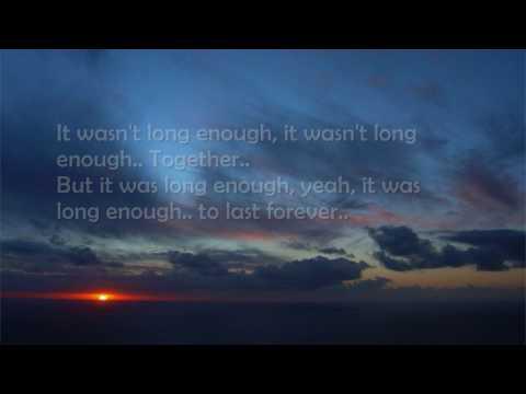 Forever - Rascal Flatts [HD][Lyrics]